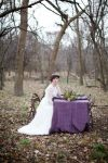 Chicago Woodland Wedding Inspiration (4)